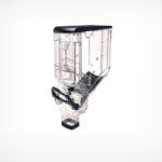 Гравитационный контейнер с разрыхлителем объемом 7,5 литров
