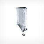 Гравитационный контейнер с разрыхлителем объемом 12,5 литров